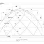 Contoh Desain Struktur Kubah