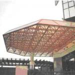 Struktur Rangka Space Frame