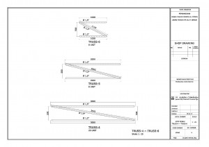 detail,truss,cremona,pipa,kuda-kuda baja,atap