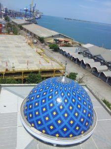 Masjid Pelindo Makassar Sulawesi Selatan