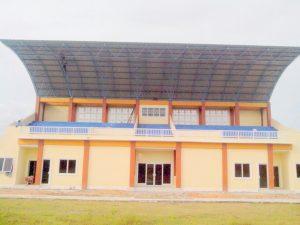 Stadion Siak Bengkalis Riau 7